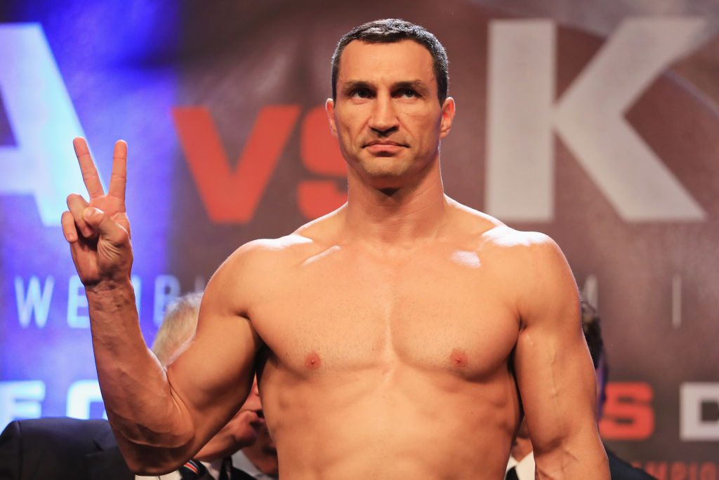 Dillian Whyte reveals Wladimir Klitschko's surprise comeback plans