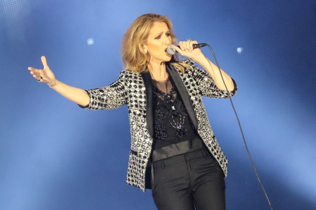 Celine Dion BTS summer show in Hyde Park – how to get tickets