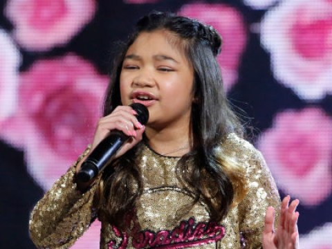 Angelica Hale, 11, makes America's Got Talent history by becoming first-ever contestant to get two golden buzzers