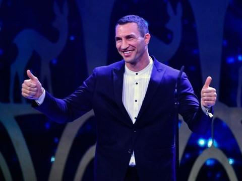 Wladimir Klitschko shoots dead talk of comeback