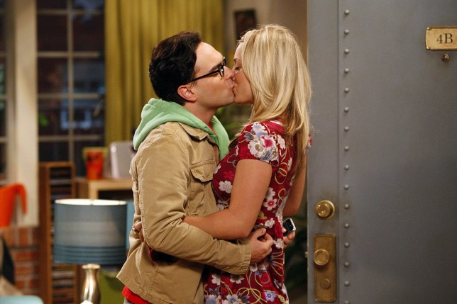 penny big bang theory sexiest moments