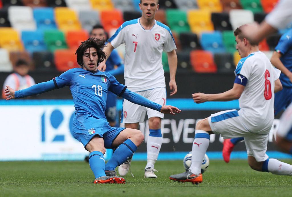 Liverpool want rising Italy star Sandro Tonali, claims Massimo Cellino