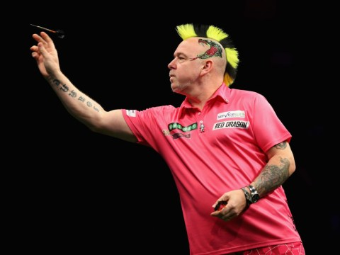 'Watch out guys!' Peter Wright has a message for his rivals ahead of the Masters