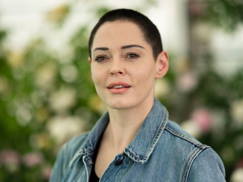 Rose McGowan has 'dated women before' but hid sexuality in fear of losing work