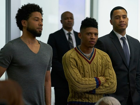 Empire cast 'will be protected by armed security' as filming continues after Jussie Smollett 'hate crime'