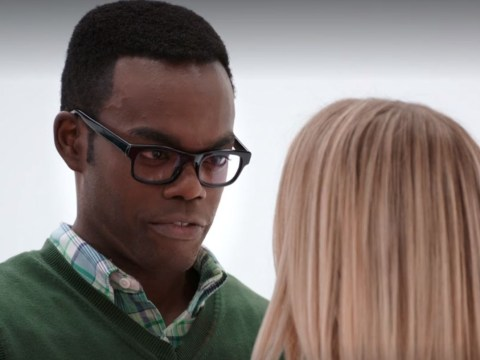 The Good Place's William Jackson Harper thought he couldn't play Kristen Bell's lover because he was black