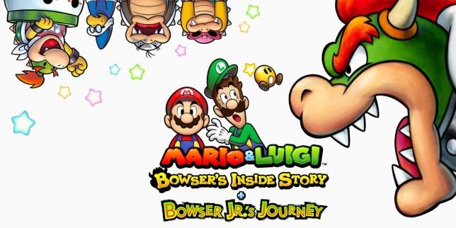 Mario & Luigi Bowser's Inside Story - AlphaDream's final game for Nintendo