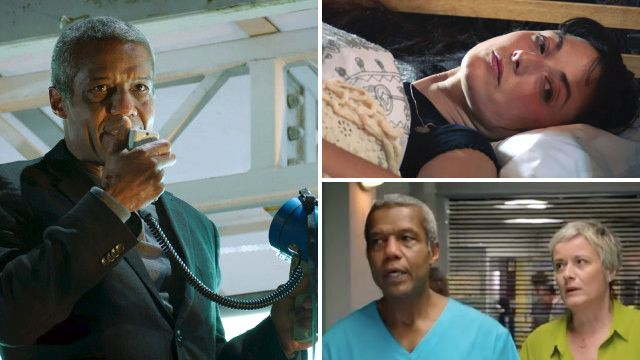 Holby City review with spoilers: Ric is magnificent under stress
