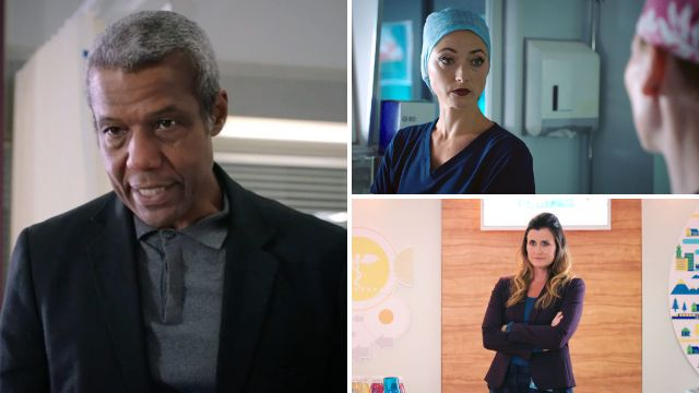 7 Holby City spoilers: The hospital's at breaking point and Ric's feeling the pressure