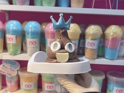 Over in Tokyo the next big food trend is poo ice cream