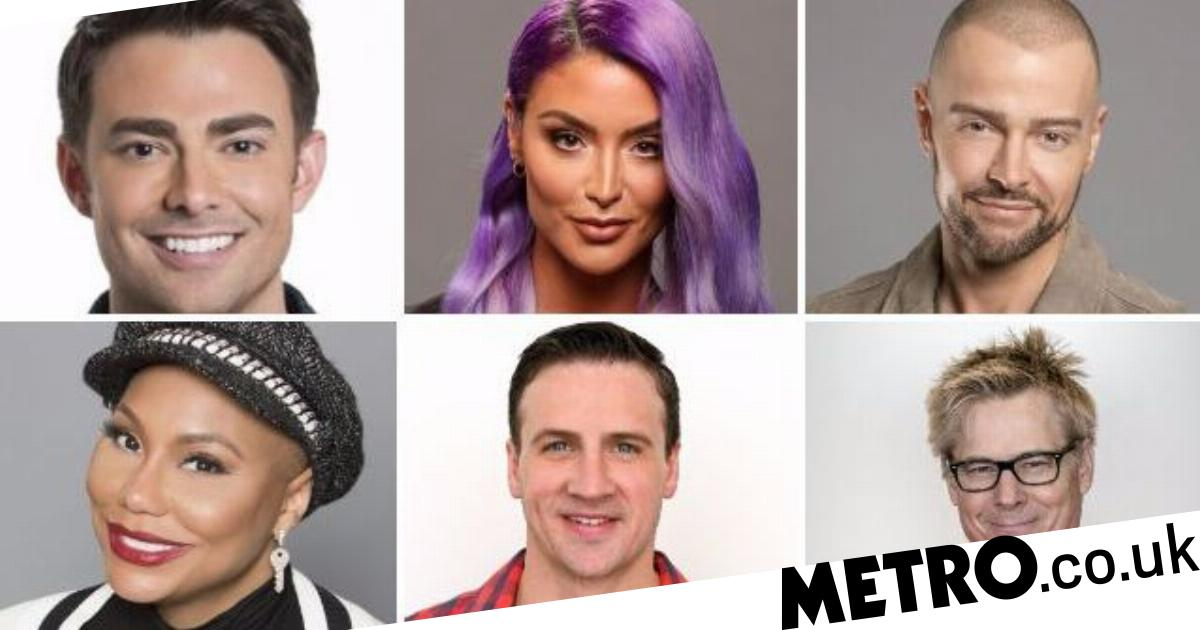 Big Brother: Celebrity Edition: Get to Know the Season 2 ... |Celebrity Big Brother Cast