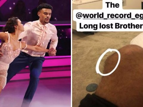 Wes Nelson 'in a lot of pain' as knee injury threatens his Dancing On Ice future