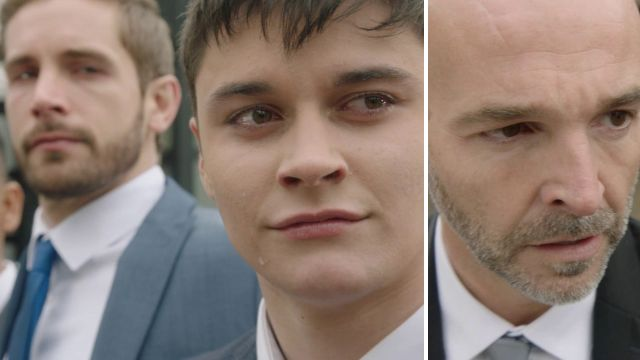 Hollyoaks spoilers: Justice is served as Buster is found guilty of sexual abuse