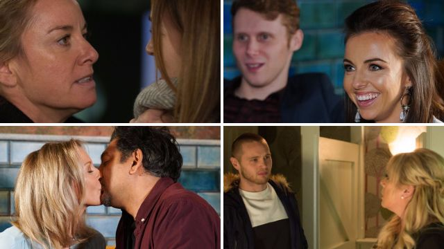 10 EastEnders spoilers: Mel and Hunter knife drama, surprise return and romance for Ruby