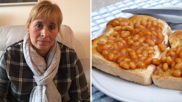 Family had baked beans on toast after pub let them down on Christmas Day