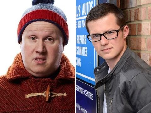 Matt Lucas pokes fun at EastEnders for recasting Ben Mitchell five times
