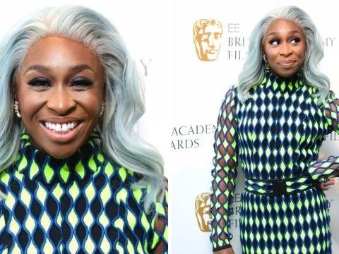 Cynthia Erivo left gushing over 'incredible honour' following Bafta Rising Star nomination