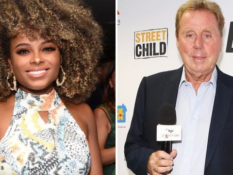 Fleur East reveals Harry Redknapp spams the I'm A Celebrity Whatsapp group with voice notes