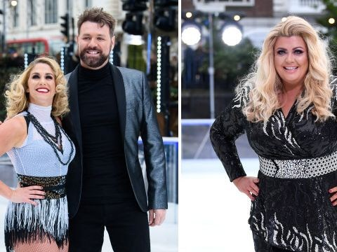 Gemma Collins defended by Dancing On Ice pro Alex Murphy over 'sexist' trolls: 'I'm really proud of her'
