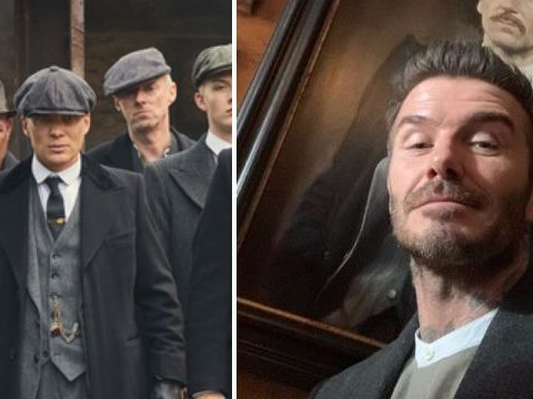No, David Beckham isn't joining Tommy Shelby in new Peaky Blinders series