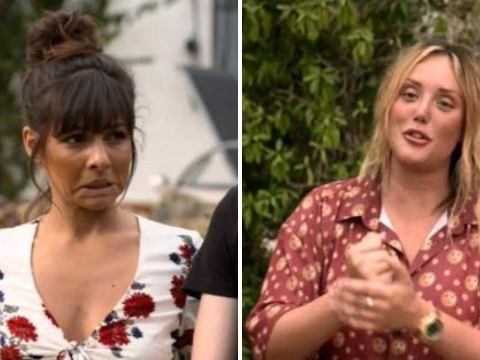 Charlotte Crosby accuses Roxanne Pallett of 'stabbing her in the back' in heated clash on Celebrity Coach Trip