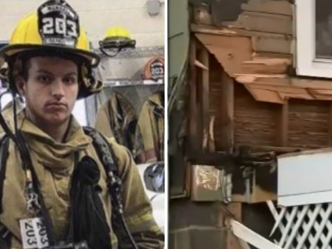 Firefighter, 19, 'deliberately torched houses to keep himself busy at work'