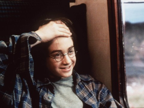 Harry Potter's forehead scar isn't actually a lightning bolt and our minds are blown