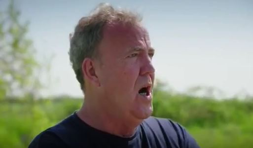 Jeremy Clarkson 'takes a dump' in The Grand Tour for humour purposes, of course