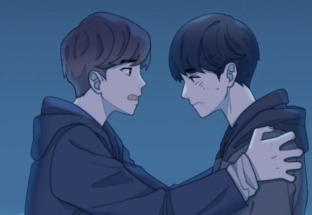 BTS Save Me webtoon episode four: Will Jin save Jungkook and Suga