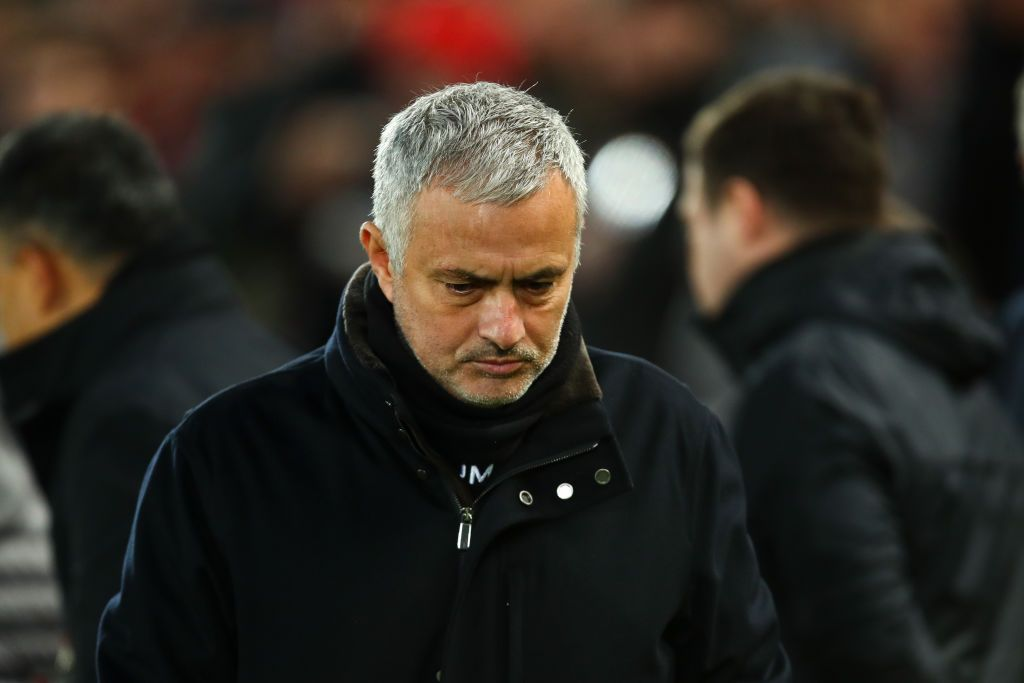 Marouane Fellaini 'hurt' by Jose Mourinho sacking and could leave Manchester United this January