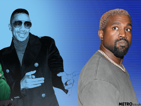 Nick Cannon reckons that Kanye West can beat Drake in a fight