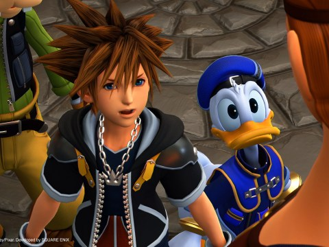 New Kingdom Hearts game underway at Square Enix, but is it Kingdom Hearts 4?