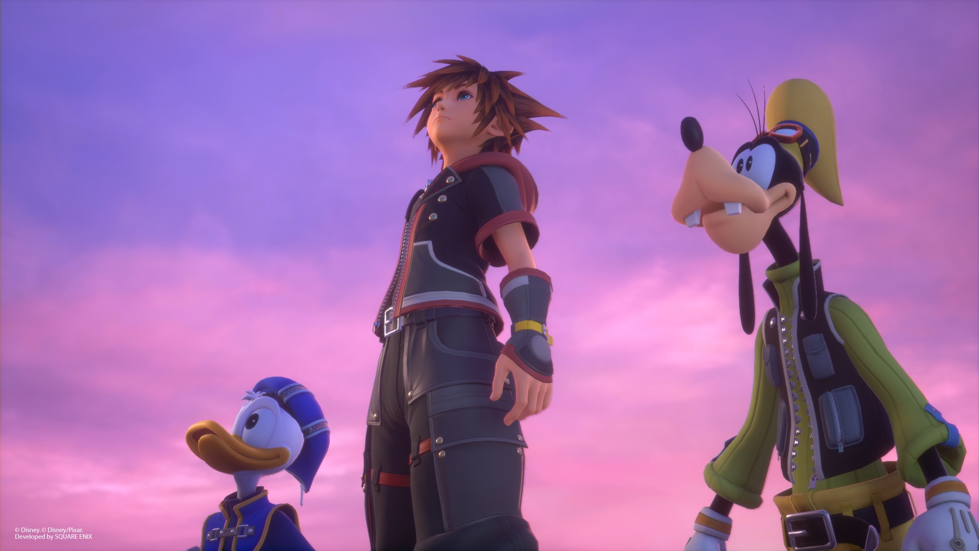 Kingdom Hearts director confirms 'at least one' spin-off before Kingdom Hearts 4