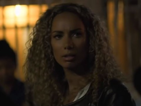 Leona Lewis admits nerves as she lands role in US drama The Oath