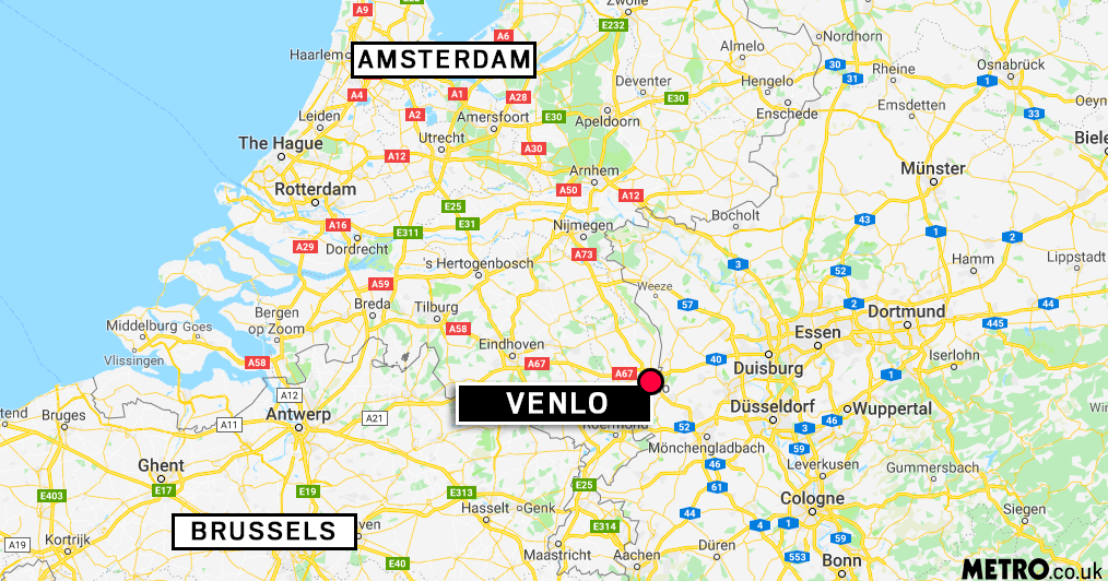 'It is strictly ill-advised to lie down on a bomb' Dutch government advises google maps/ metro.co.uk