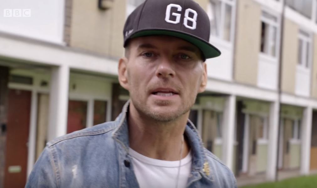 Matt Goss explains his passion behind conkers and reveals without cameras 'there would have been blood' filming Bros documentary