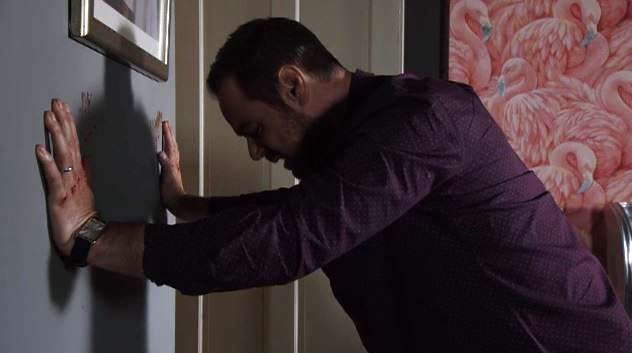EastEnders spoilers: Mick Carter in self-harm shock as he struggles with his mental health