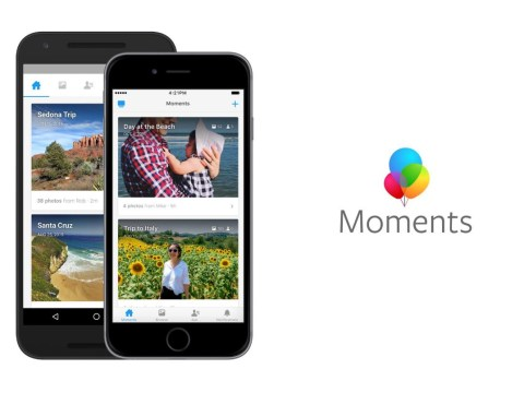 Facebook scraps Moments app even though it was used by more than 50 million people