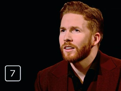 Strictly's Neil Jones gives very awkward 'Seann' answer to question on Celebrity Mastermind