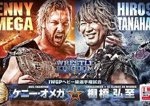 NJPW Wrestle Kingdom 13: 8 new champions and London date announced