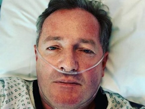 Piers Morgan confirmed for Good Morning Britain return after hospital scare to make announcement on his health