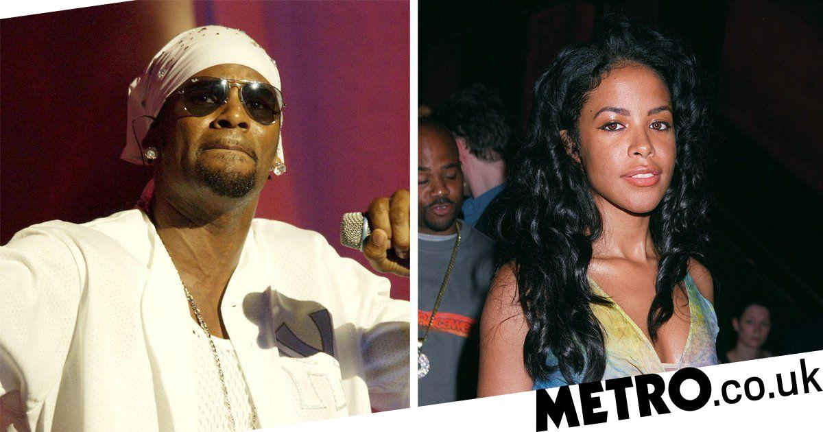 Aaliyah Called R Kelly A Bad Man And Refused To Discuss Their Relationship Metro News