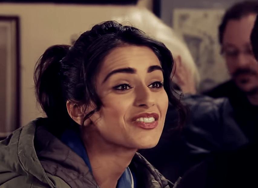 Bhavna Limbachia as Rana Habeeb in Coronation Street