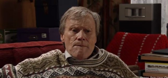 Coronation Street spoilers: What's wrong with Roy Cropper as