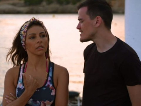 Celebrity Coach Trip eliminates another pair as Roxanne Pallett gets into spat with George Sampson