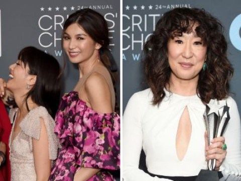 Sandra Oh fangirling over Crazy Rich Asians cast is a big mood