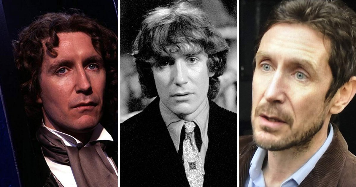 Who is Mark North in Luther? This is where you remember Paul McGann and his character from