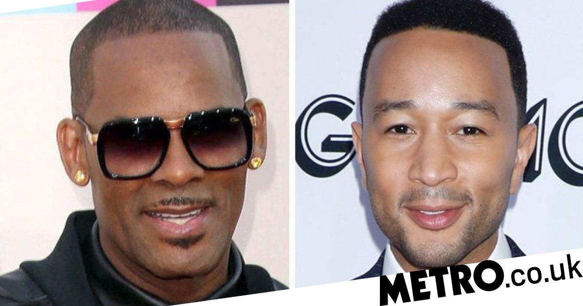 John Legend Supports R Kelly Doc After Lady Gaga And Jay Z Declined