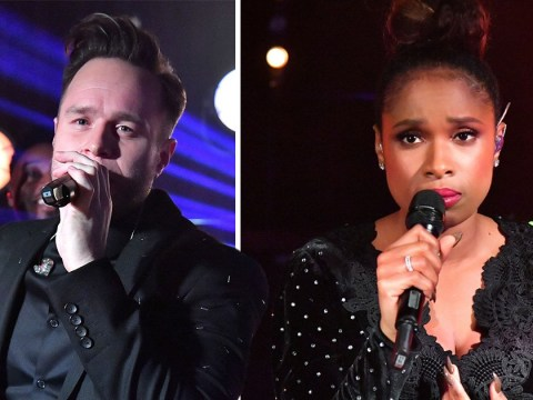 Olly Murs and Jennifer Hudson in backstage spat on The Voice UK: 'It got heated'