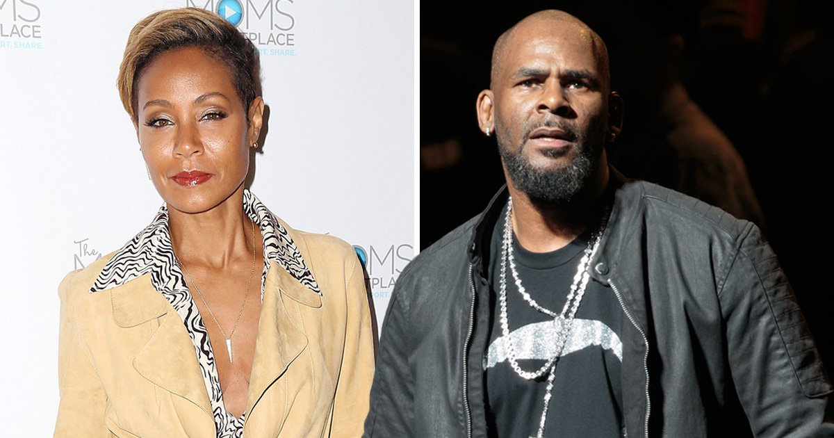 Jada Pinkett Smith admits R Kelly documentary was a 'tough' watch but applauds sexual abuse conversation